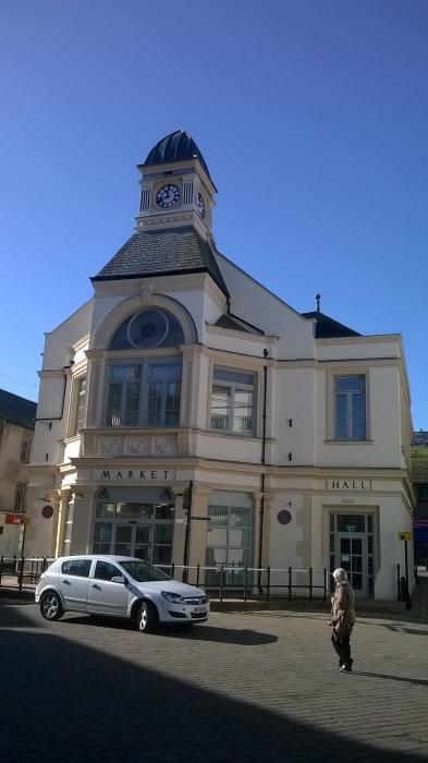 Whitehaven Market Hall