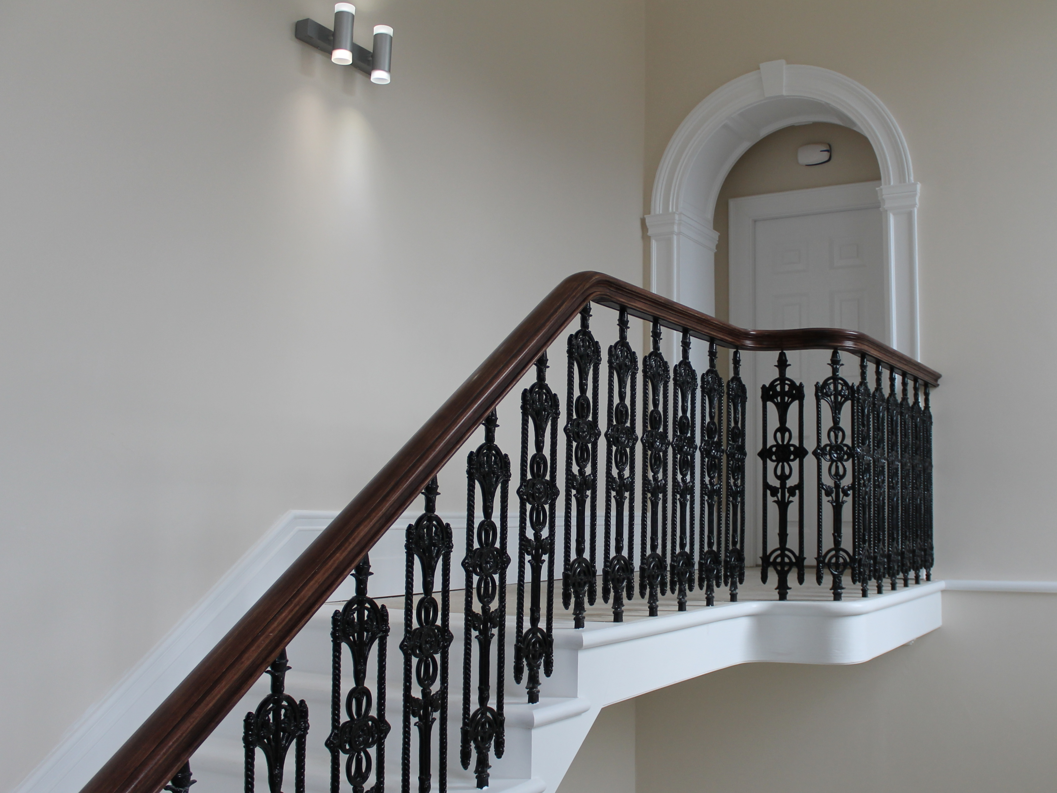 Greenbank Stair Door Arch