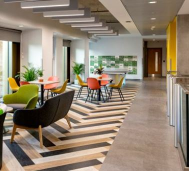 Kaplan living social spaces